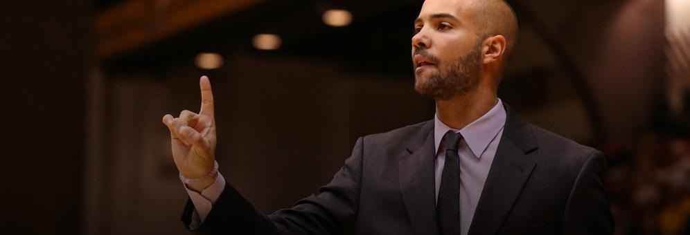 Jordi Fernández, entrenador Canton Charge. Imagen: David Liam Kyle/NBAE