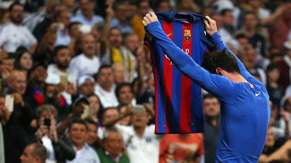 Messi épico
