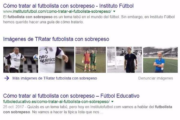 Plagiando a Instituto Fútbol