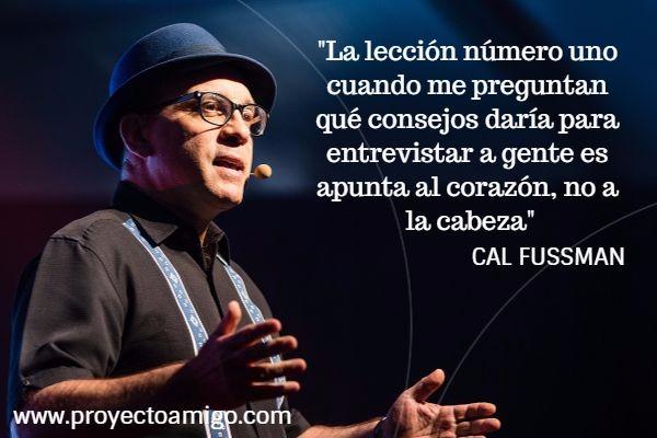 Cal Fussman