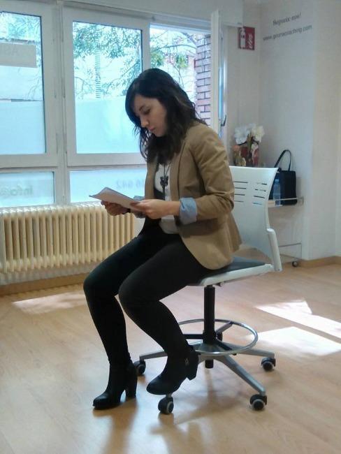Nerea Sánchez nos explicó la cantidad de sesiones necesarias para la bioneuroemoción y el coaching