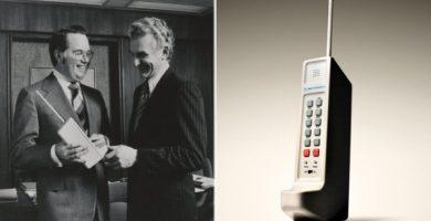 Quién inventó el teléfono móvil